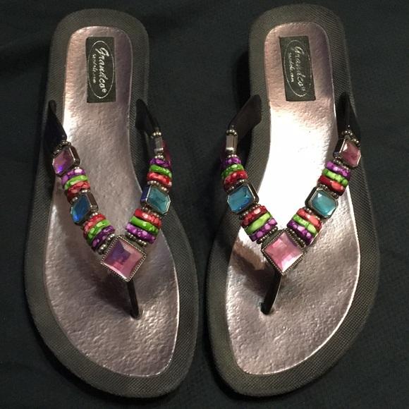 3cf475092084f Grandco Shoes - Grandco sandals new never used sz 9 amazing 🎁 ☀️